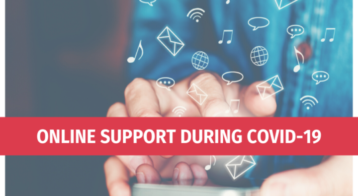 PBIC online support during COVID-19